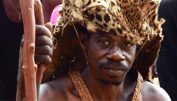 Congo 2015 wielki czarownik